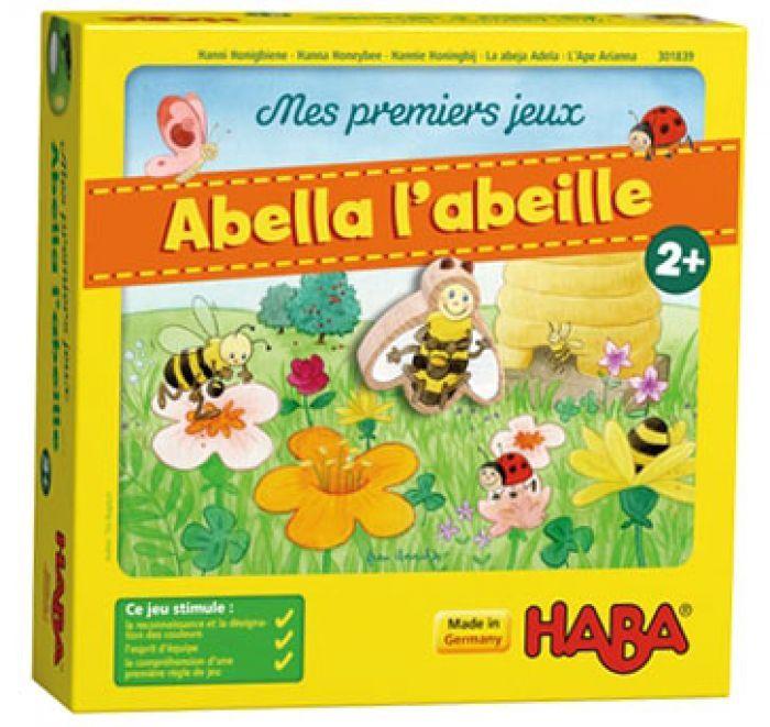 Haba Mes premiers jeux - Abella l'abeille