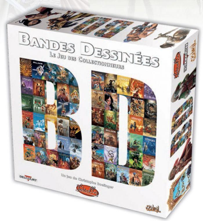 Asmodee Bandes Dessinees - Le jeu des Collectionneurs