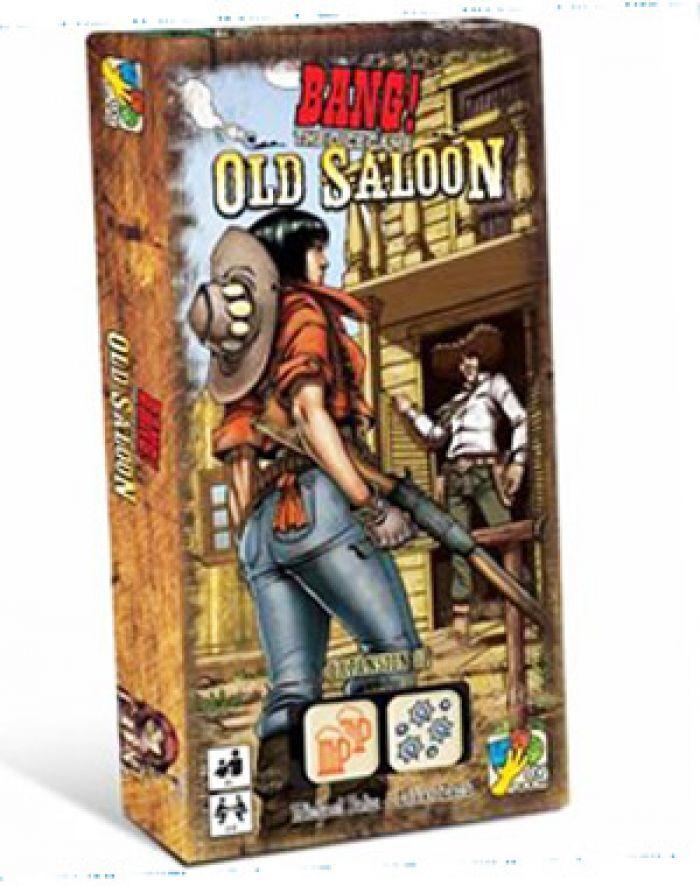 Asmodee Bang ! Le Jeu de Des : Old Saloon (Ext)