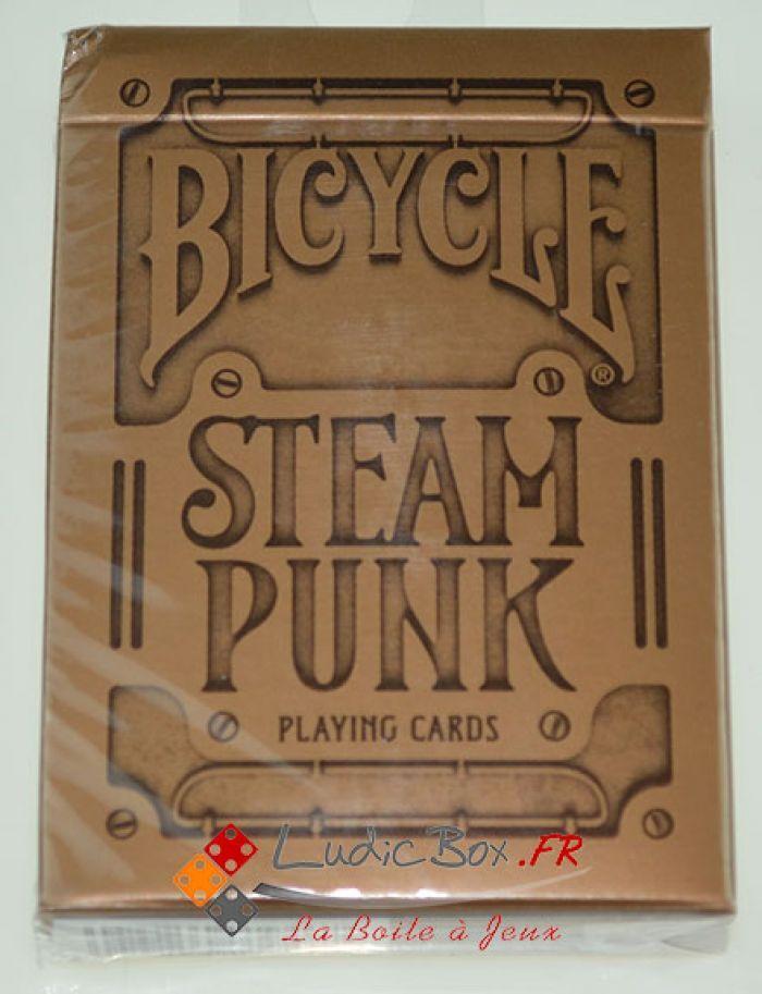 Loisirs Nouveaux Jeu de Cartes CLASSIC Bicycle Steampunk