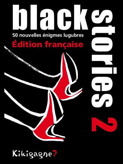 IELLO Black Stories 2 VF