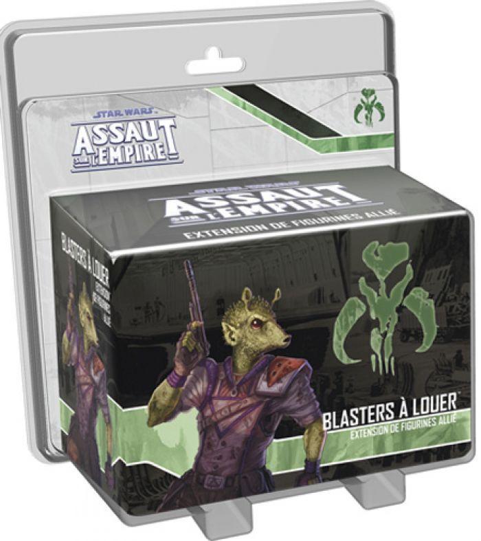 Asmodee Star Wars : Assaut Sur L'Empire - Blasters A Louer