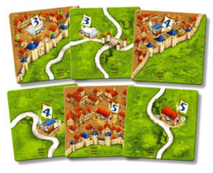 Asmodee Carcassonne - Ext mini. Les barbiers chirurgiens