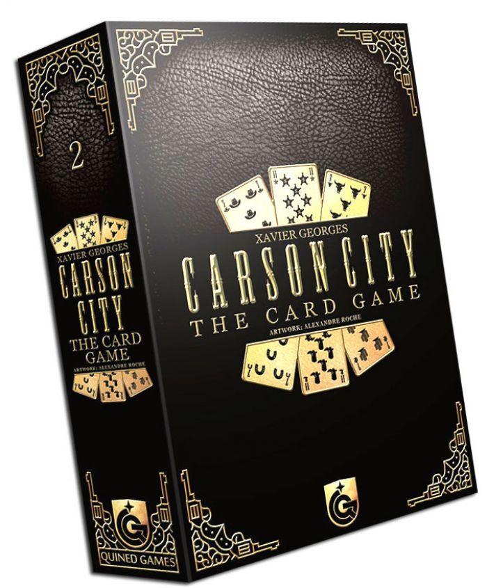 Pixie Games Carson City - Le Jeu de Cartes