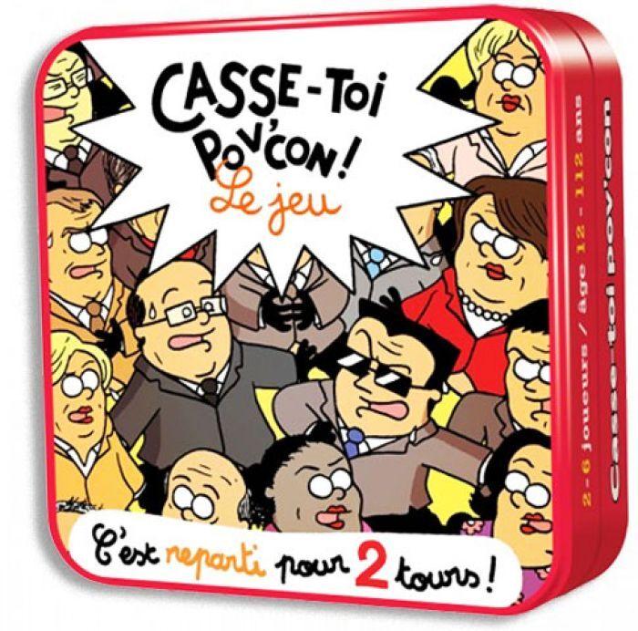 Asmodee Casse Toi Pov' Con 2
