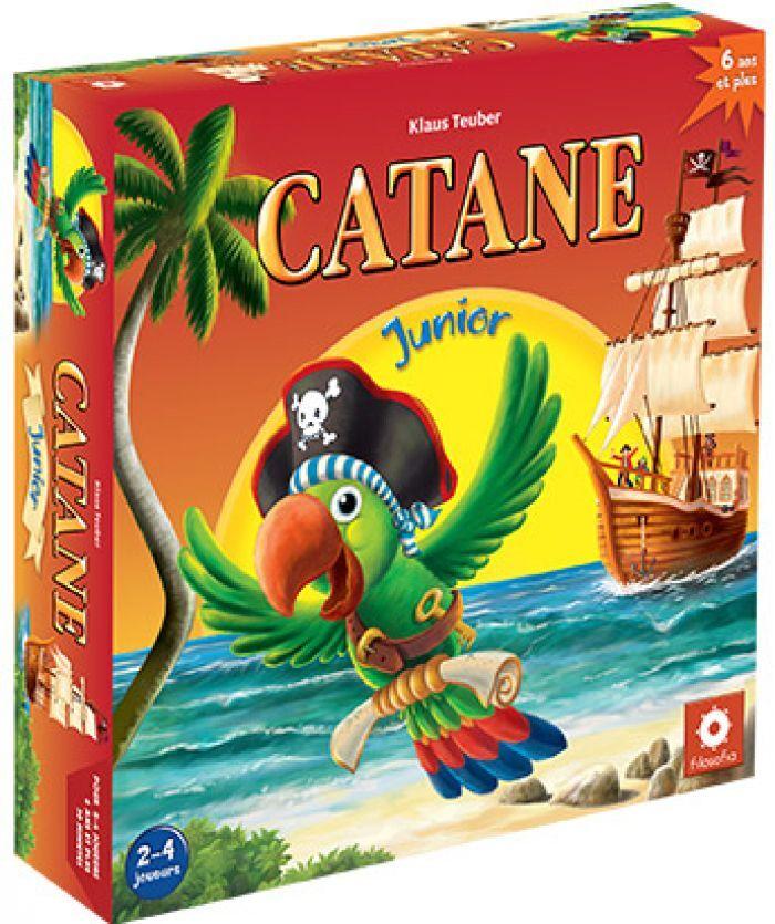 Asmodee Catane Junior