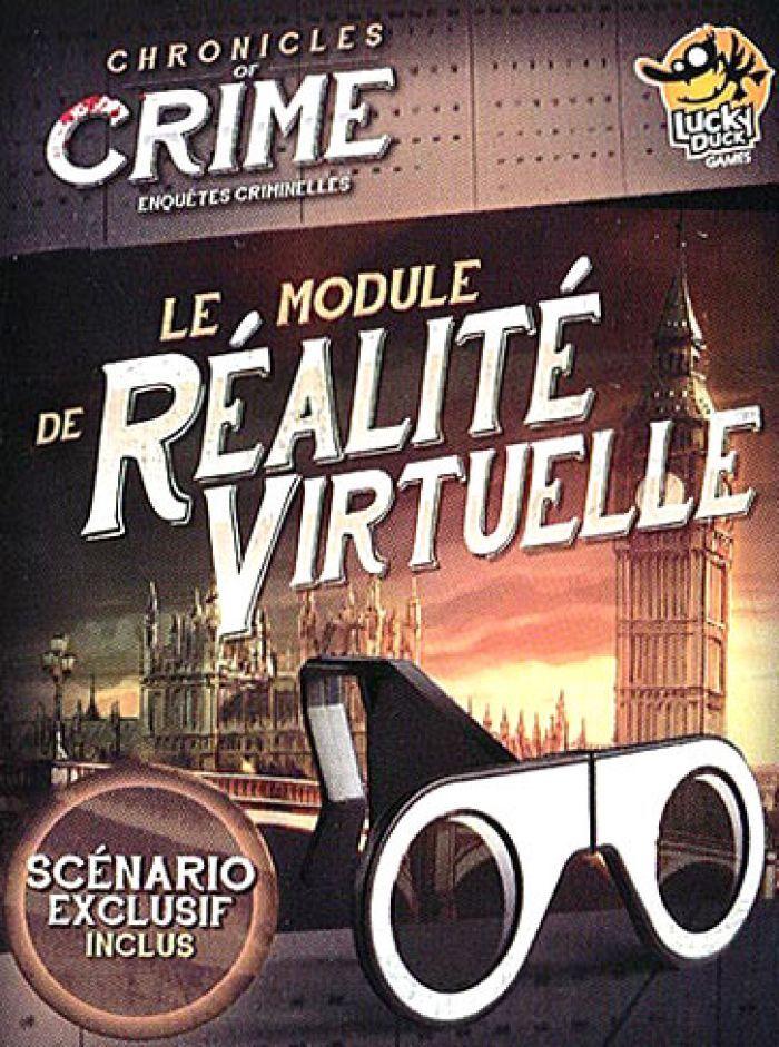 Neo Ludis CHRONICLES OF CRIME - Module de Realite virtuel