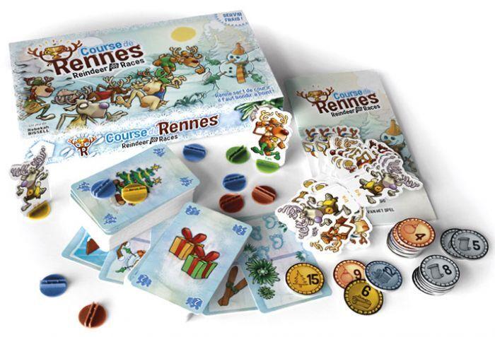Abi-Games COURSE DE RENNES