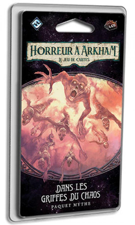 Asmodee Horreur a Arkham JCE :Dans les Griffes du Chaos