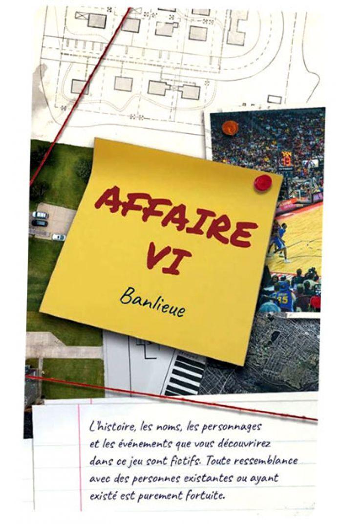 IELLO Detective - Affaire VI : Banlieue