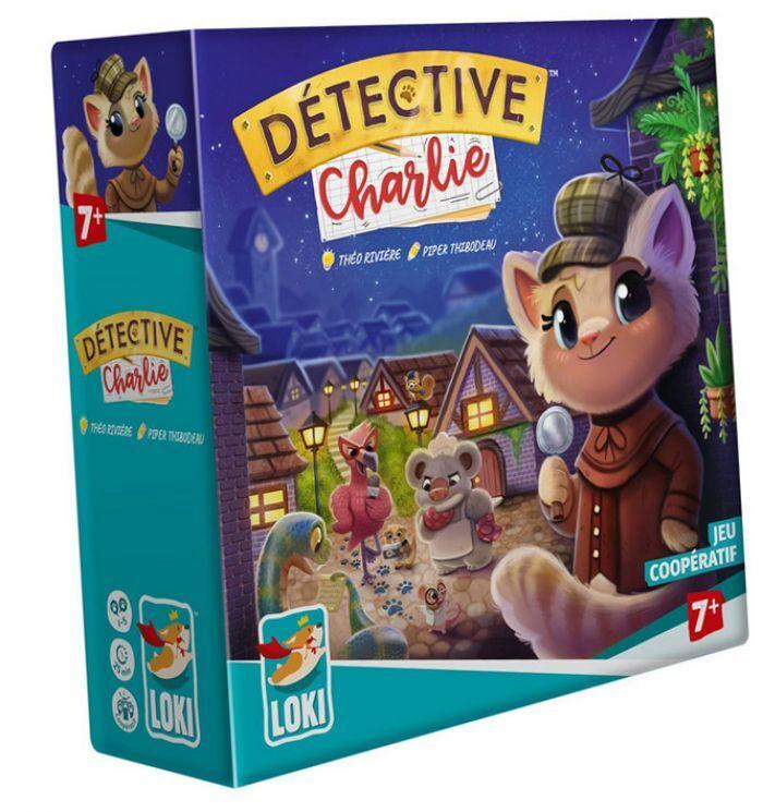IELLO Detective Charlie (FR)