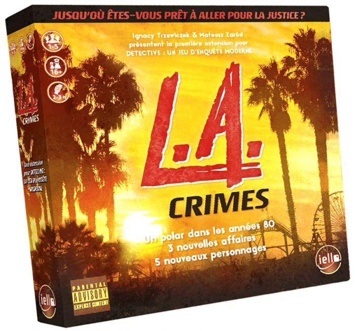 IELLO Detective - L.A. Crimes