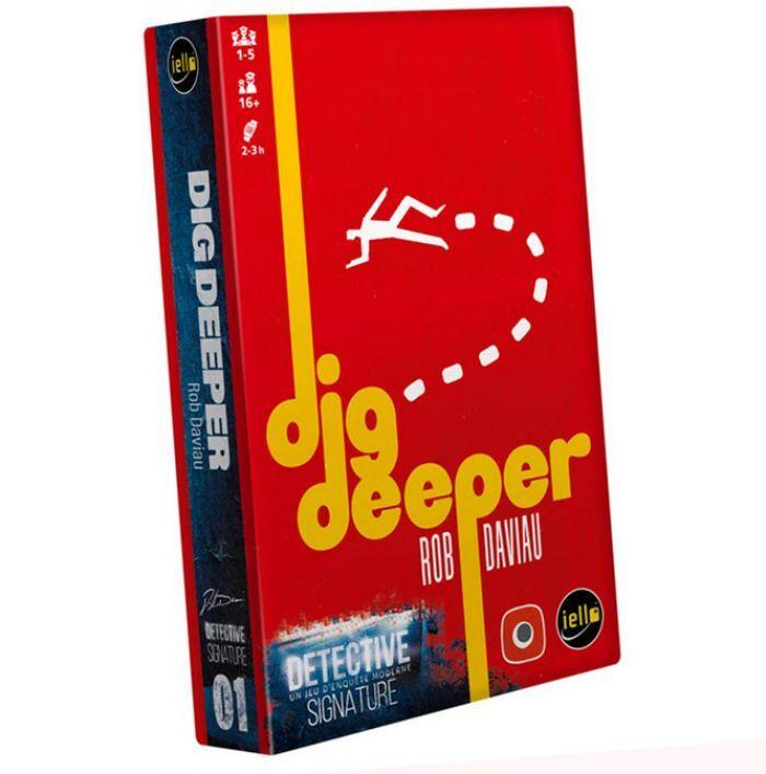 IELLO Detective - Dig Deeper