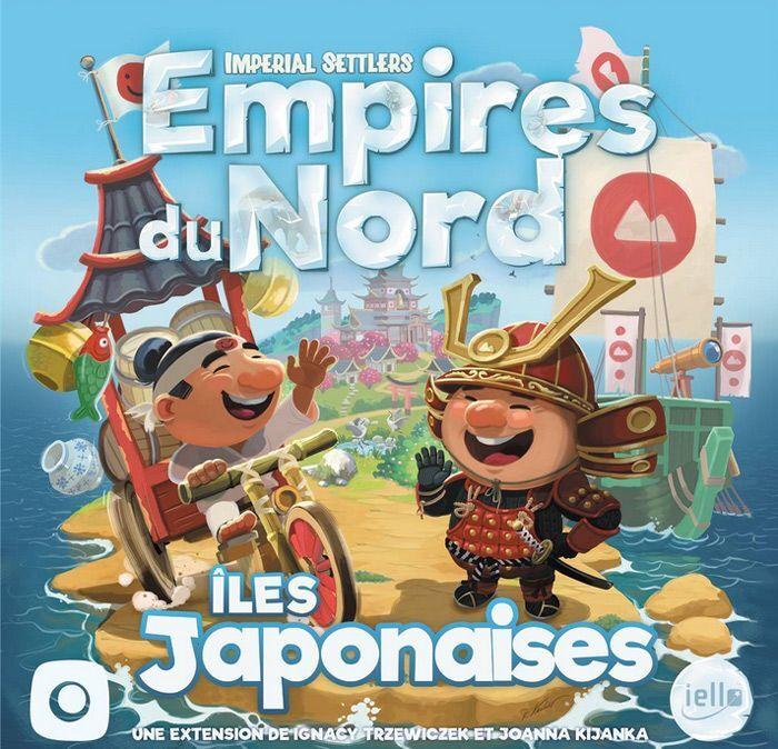 IELLO Imperial Settlers Empires du Nord : Iles Japonaises