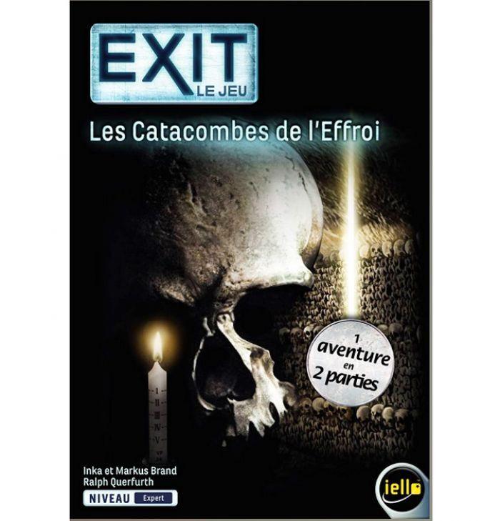 IELLO EXIT : Les Catacombes De L'Effroi