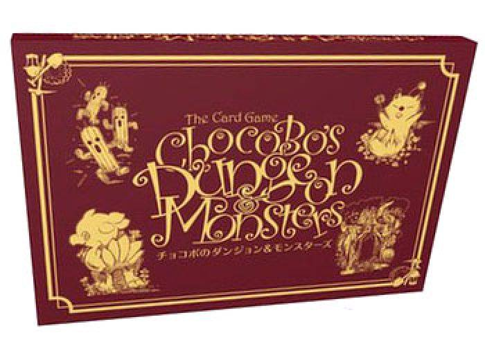 Abysse Corp FINAL FANTASY CHOCOBO'S DUNGEON & MONSTERS - Extension Jeu de Cartes