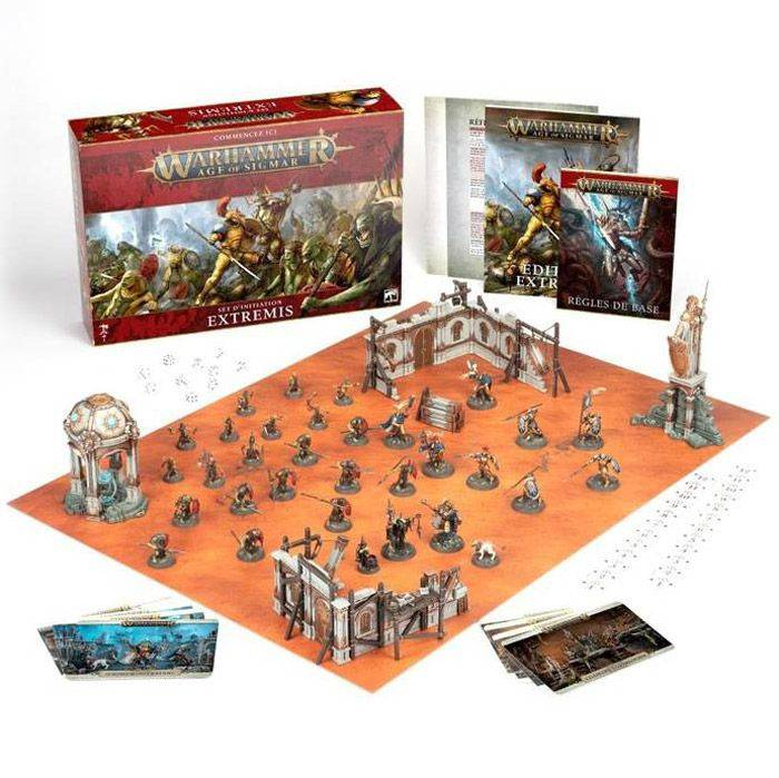 Games Work Shop AGE OF SIGMAR: EXTREMIS
