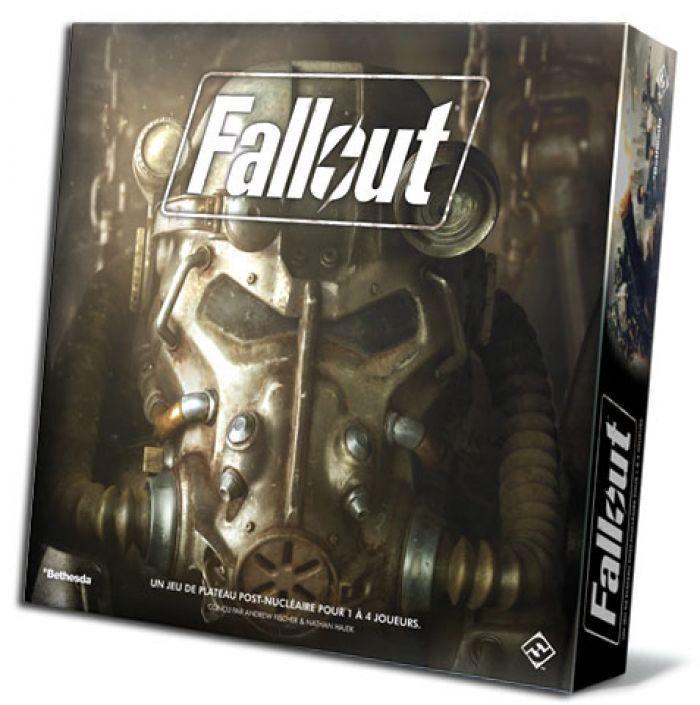 Asmodee Fallout : Le Jeu de Plateau