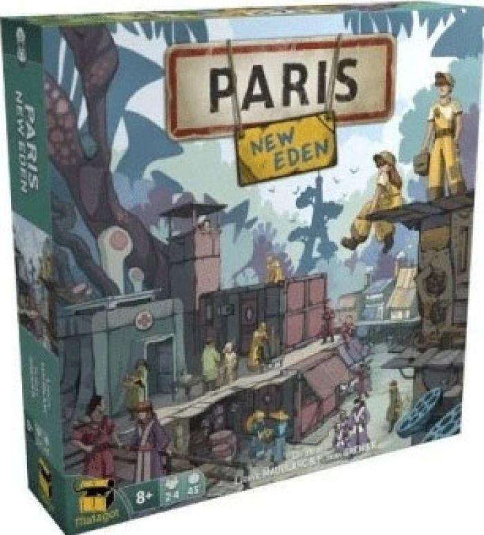 Surfin Meeple PARIS : NEW EDEN