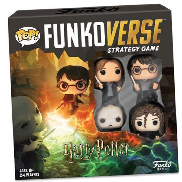 Intrafin Funkoverse Harry Potter - Jeu De Base