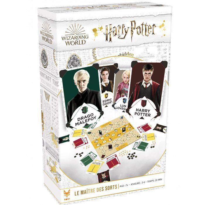 Pixie Games Harry Potter : Le Maitre Des Sorts