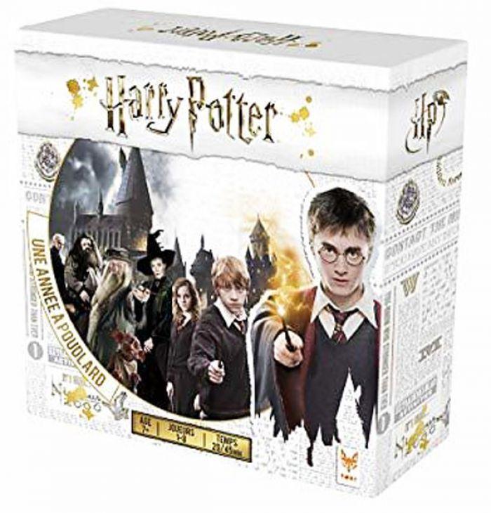 Pixie Games Harry Potter : Une Annee A Poudlard