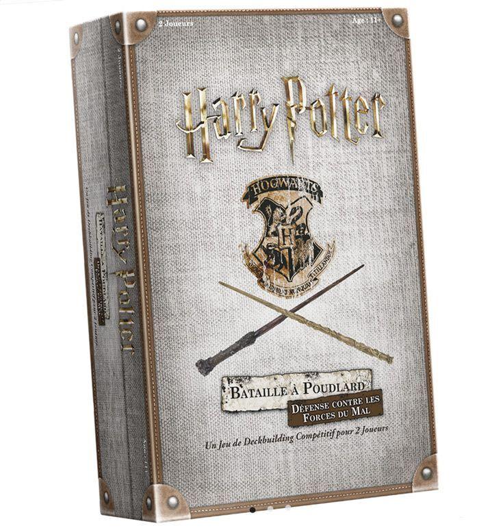 Asmodee Harry Potter : Defense Contre Les Forces Du MalHarry Potter : Bataille A Poudlard