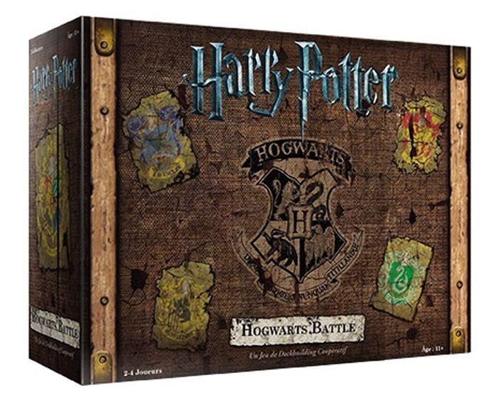 Asmodee Harry Potter : Bataille A Poudlard (VF)