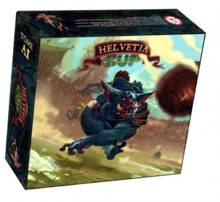 Surfin Meeple Helvetia Cup : Les Ogres