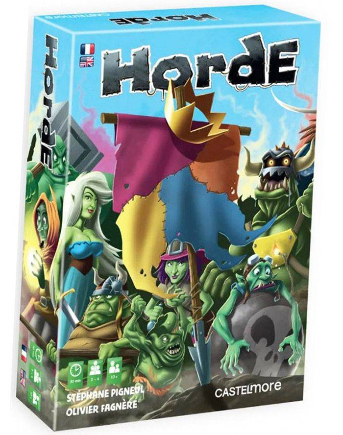 Gigamic Horde