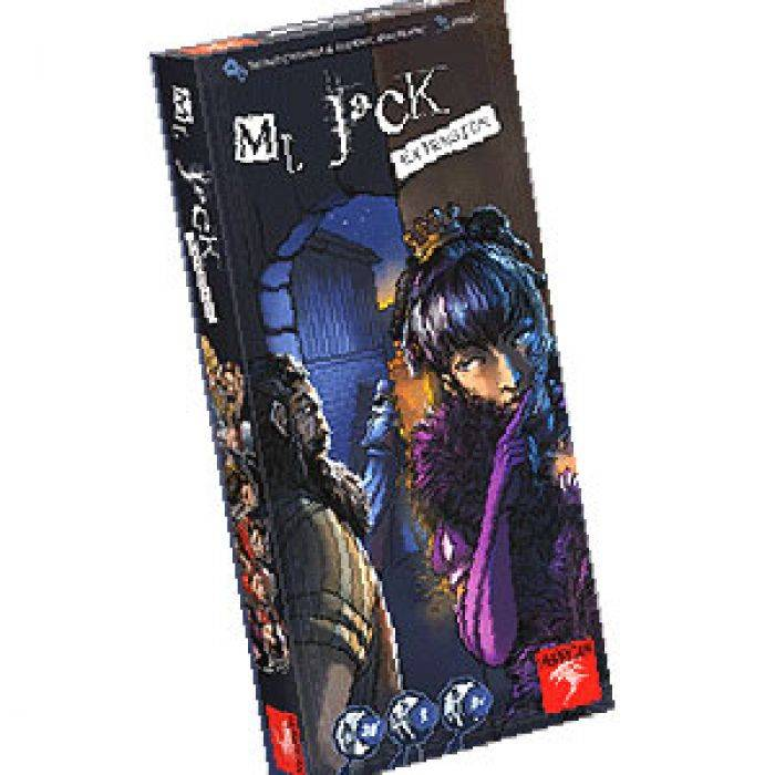 Asmodee Mr Jack London - Ext Nouvelle Edition