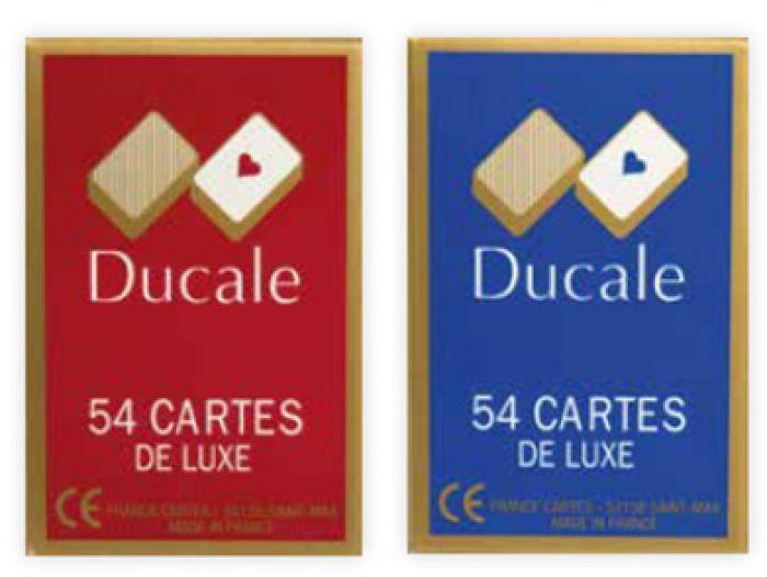 France Cartes Jeu de 54 cartes de luxe
