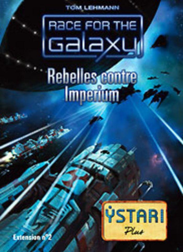 Novalis RFTG : Rebelles contre Imperium