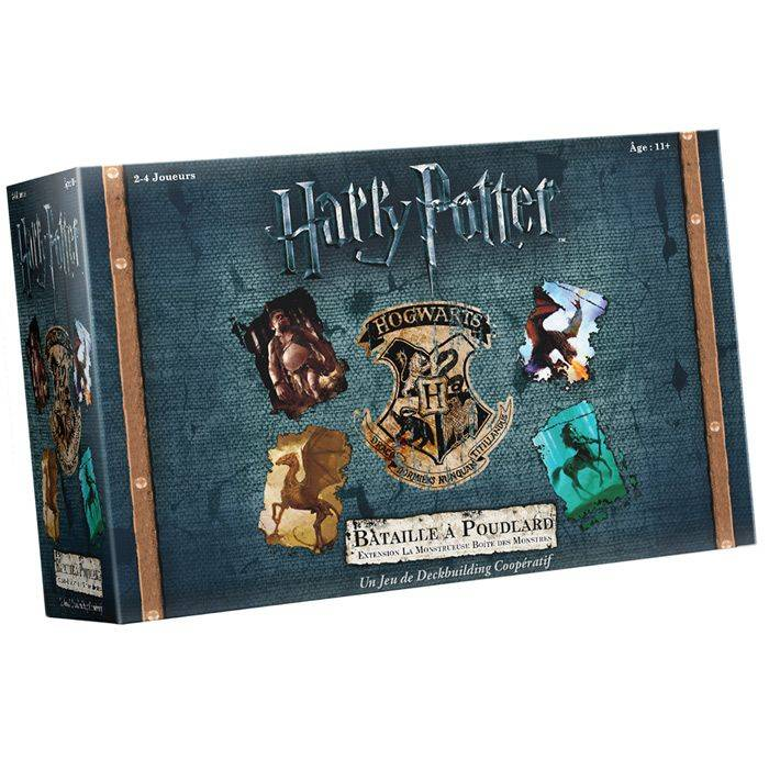 Asmodee Harry Potter : Monstrueuse Boite De Monstres (extension)