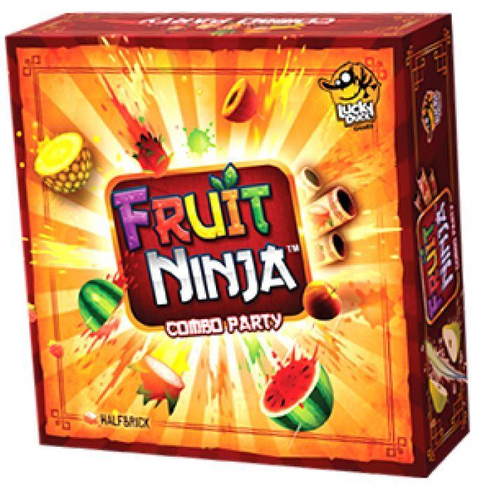 Asmodee Fruit Ninja