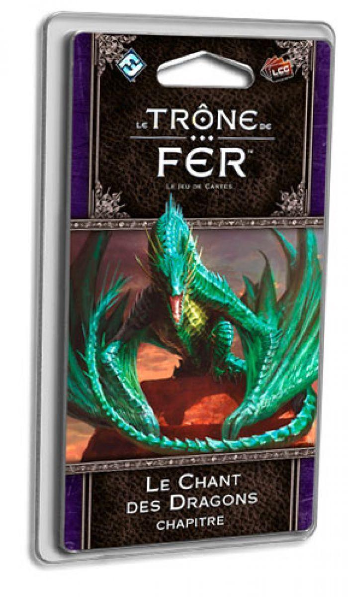 Asmodee Trone De Fer JCE : Le Chant Des Dragons