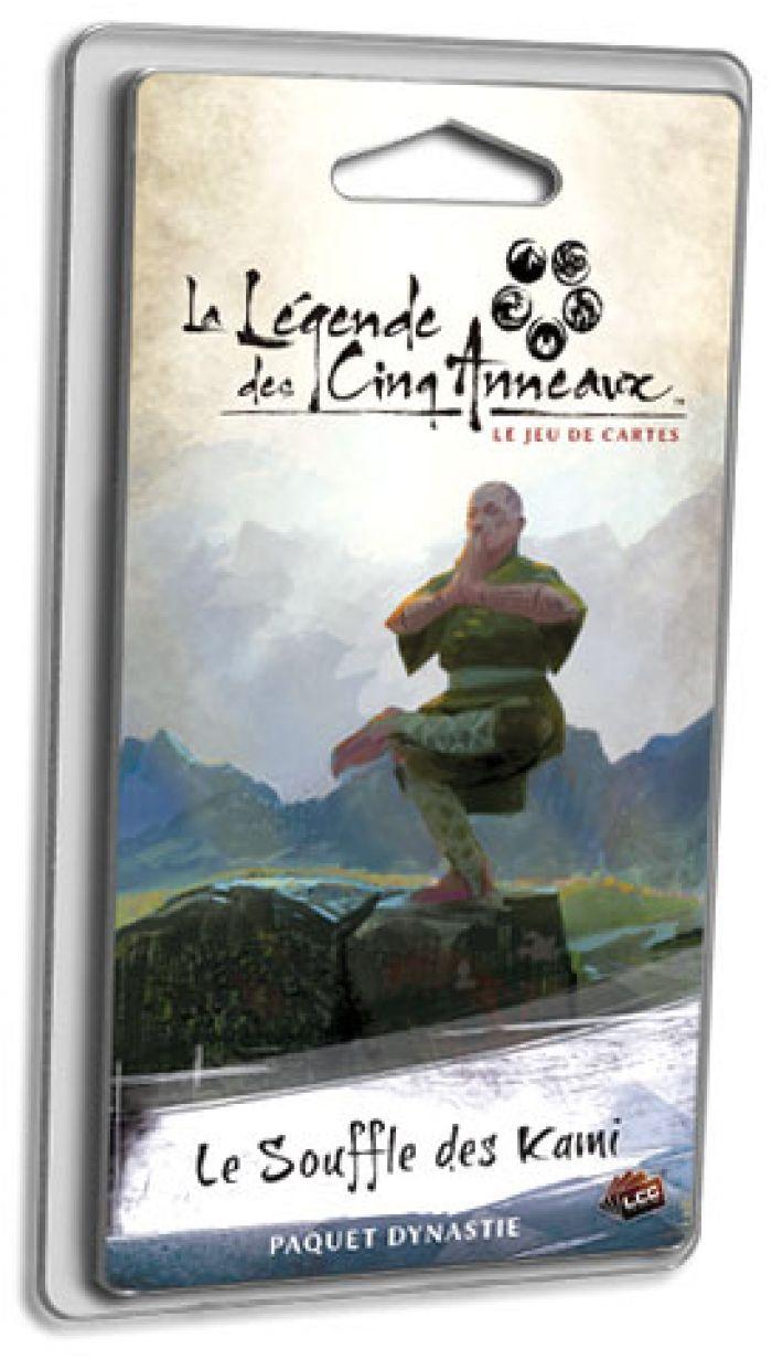Asmodee La Legende des Cinq Anneaux JCE : Le Souffle des Kami