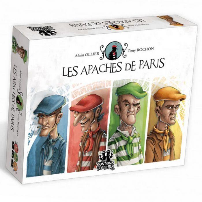 BlackRock Games LES APACHES DE PARIS