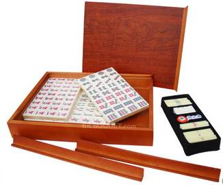 France Cartes Coffret complet Mah Jong