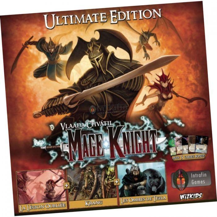 Intrafin Ultimate Mage Knight Jeu de Plateau