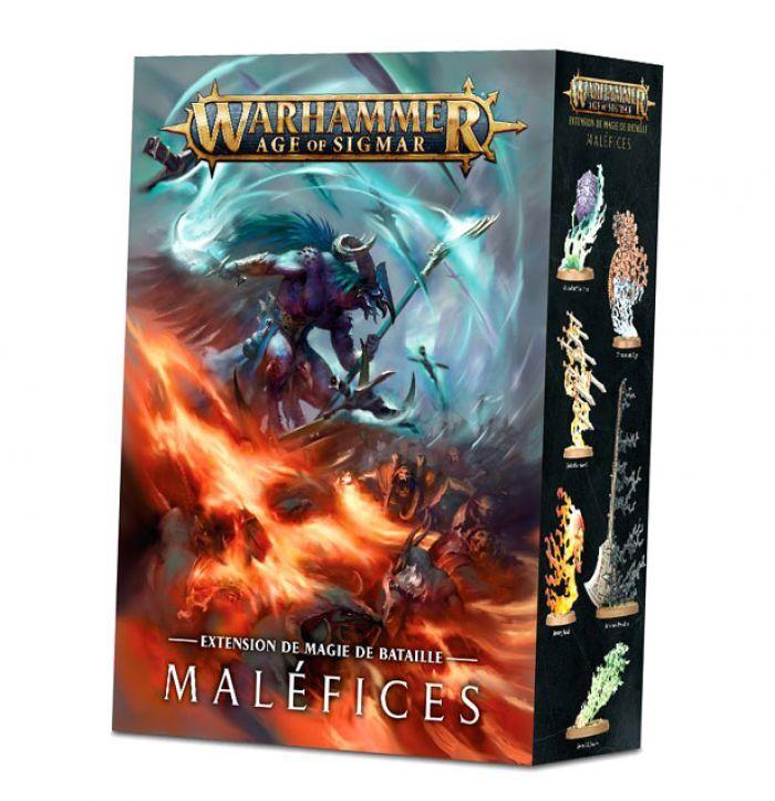 GamesWorkshop VPC AGE OF SIGMAR : MALEFICES
