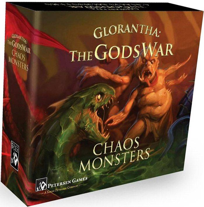 Novalis Glorantha : Ext. The Monsters - Chaos Monster