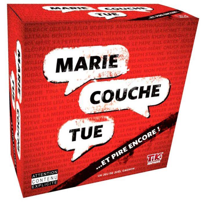 Neo Ludis MARIE COUCHE TUE