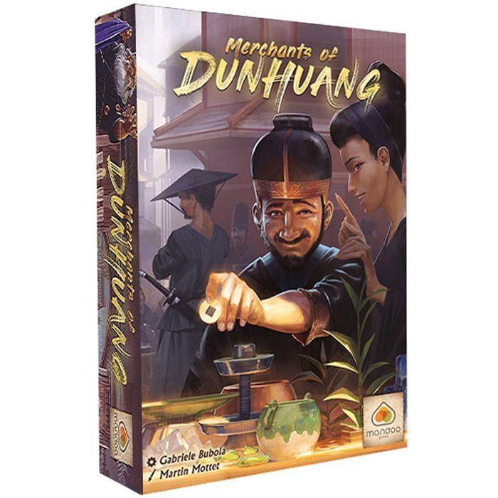 BlackRock Games MERCHANTS OF DUNHUANG