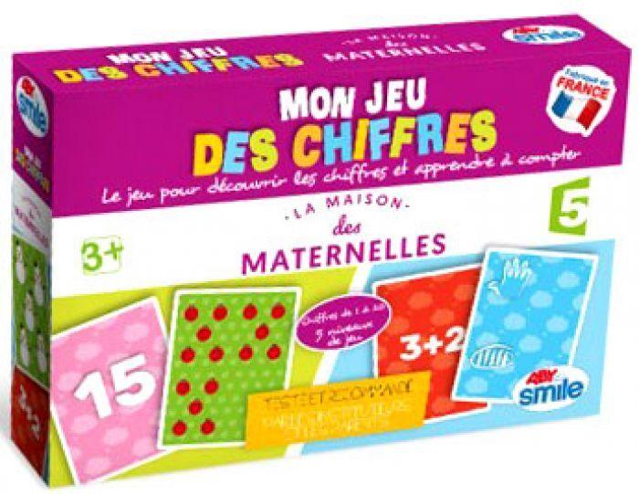 Abysse Corp LES MATERNELLES - Jeu - Mon jeu des Chiffres