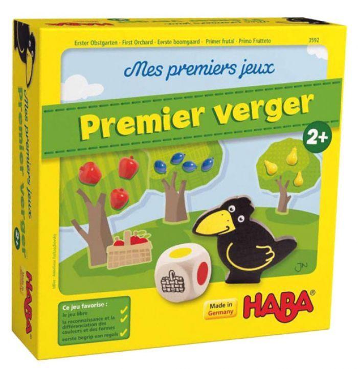 Haba Mes premiers jeux - Mon premier verger