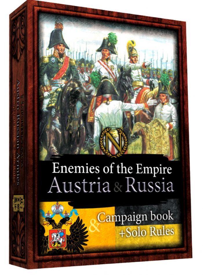 Novalis Napoleon Ext. Austro-Russe