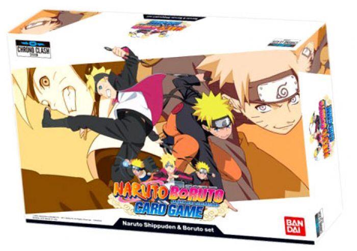 Abysse Corp NARUTO BORUTO JEU DE CARTES - Naruto Shippuden & Boruto