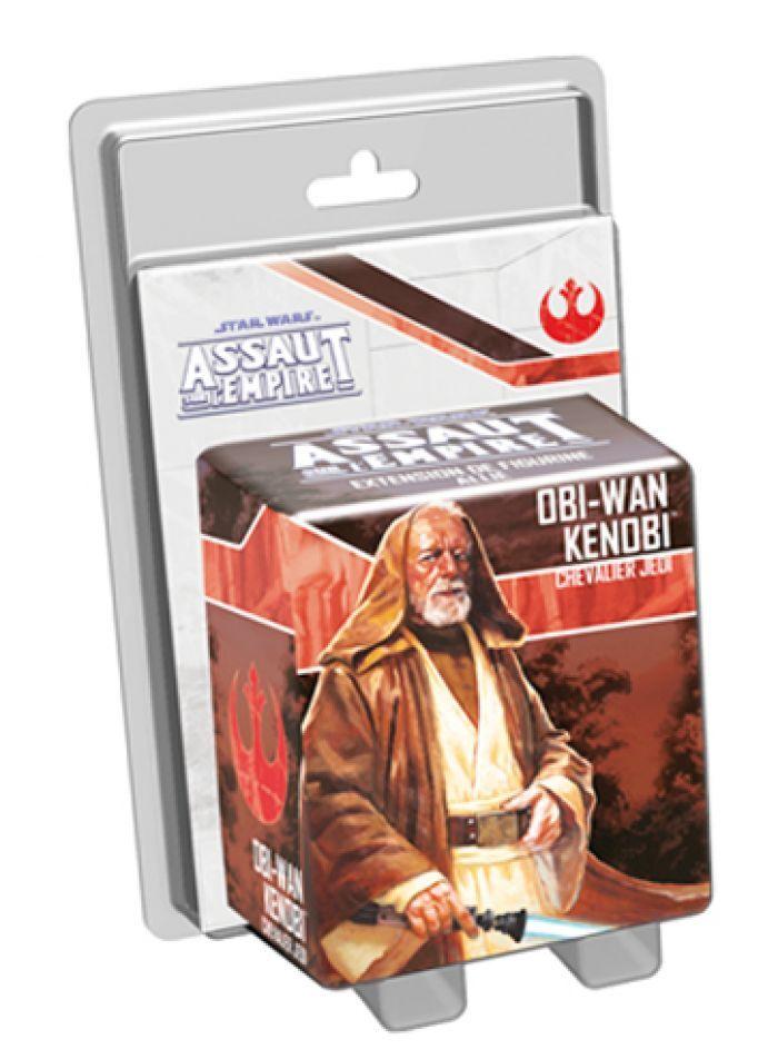 Asmodee Star Wars : Assaut sur l'Empire - Obi-Wan Kenobi, Chevalier Jedi