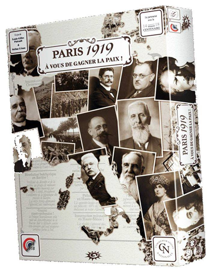 Novalis PARIS 1919